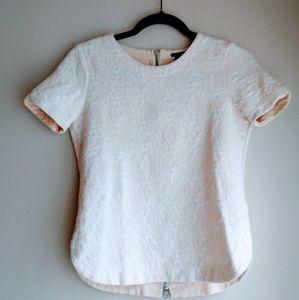JCrew Women's Winter White Top Size XXS